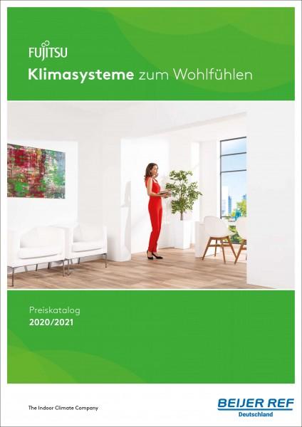 Katalog_Fujitsu_Preiskatalog 2020_2021 BEIJER REF Deutschland